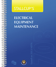 Stallcup's 70B Electrical Equipment Maintenance 2013