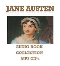 Jane Austen Audio Book Collection 12 x MP3 CD's 100 Hours Unabridged & Dramas