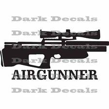 airgun > air rifle > airgunner > benjamin marauder > decal