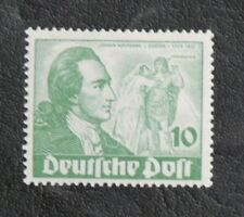 TIMBRES D'ALLEMAGNE : 1949 BERLIN YVERT N° 51* NEUF AVEC TRACE DE CHARNIERE TBE
