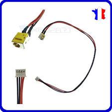Connecteur alimentation Acer Aspire  6920G-814G32B    Cable  Dc power jack
