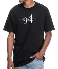 SWEATSHIRT by EARL SWEATSHIRT '94 Logo Tee Odd Future T-Shirt, Black, Size L