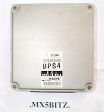 MAZDA MX5 MK1 1.8 BPS4 ECU 1994-6 MANUAL EUROPE BPR5 BPR518881A