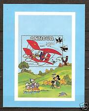 "ANTIGUA # 571 MNH DISNEY'S "" Goofy In Glider """