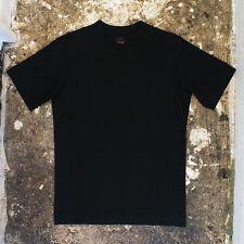 """Nuevo Y-3 Negro T-shirt con el logotipo de """"Y-3' - Tamaño: S Genuino"""