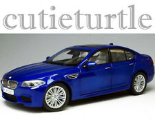Paragon Models 2012 BMW M5 F10M SEDAN 1:18 Diecast San Marino Blue 97014