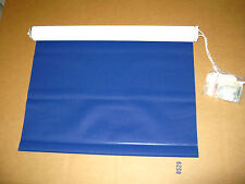 "~ New Roller Shade w/ Rollease Clutch System 22"" W x 74"" L Color - Blue D-7"