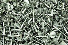 150 Large Flange 316 X 38 Aluminum Blind Pop Rivet 66 Lf Dome Head 66aalf
