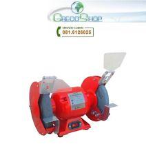 Smerigliatrice da banco/Doppia mola professionale 200mm 350W