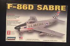 NEW SEALED Lindberg F-86D Sabre 1:48 Scale Plastic Model Kit 70503