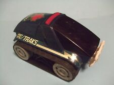 Clutch Poppers FAST TRAKS Friction Car Tank Truck Tonka 1983 with Canadian Flag