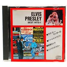 ELVIS PRESLEY BEST HITS-1 D-4011 JAPAN CD C1770