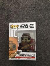 Pop! Vinyl--b'Star Wars - Wicket W Warrick Pop! Vinyl'