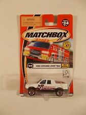 Matchbox 1/64 Ford Explorer Sport Trac