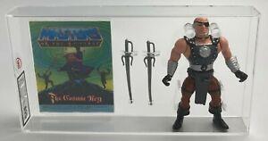 MOTU Vintage Loose Blade with Comic Series 6 Mexico 1987 UKG 85%