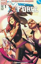 Uncanny X-Force 1, Panini