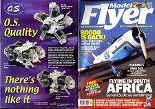 RADIO CONTROL MODEL FLYER MAGAZINE 1999 DEC GEE BEE FREE FLIGHT RACER PLAN