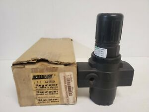 "NEW IN BOX! SPEEDAIRE 3/4"" 300 PSIG INLET 125 PSIG OUTLET AIR REGULATOR 4ZM09"