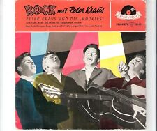 PETER KRAUS & DIE ROCKIES - Rock mit Peter Kraus ***EP***