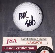 BUBBA WATSON SIGNED MASTERS TITLEIST LOGO GOLF BALL AUTOGRAPHED JSA AA62976