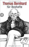 Bernhard für Boshafte: (insel taschenbuch) von Bern... | Buch | Zustand sehr gut