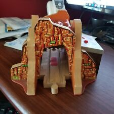 vintage Brio wooden Danger mine train Echo tunnel with sounds Thomas compatible