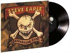 Steve Earle Copperhead Road 180g Vinyl LP Reissue & Mp3 in Stock