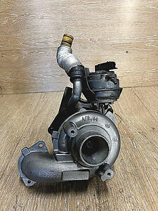 PEUGEOT CITROEN FORD TURBO CHARGER 1.6 D 806291-2, 9686120680