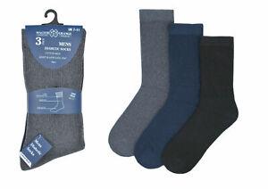 Mens Walter Grange Cotton Rich Diabetic Socks SK632