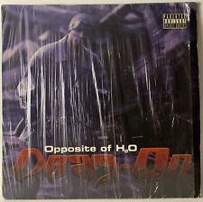 Drag-on Opposite Of H2O DMX Lox 0694906091 Ruff Ryders Record Lp NM Shrink