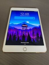 Apple iPad Mini 4 128GB WiFi 7.9in - Gold