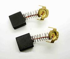 CARBON BRUSHES for DRAPER EXPERT 83352 1600W 230V 15KG BREAKER 110/230 volts D4