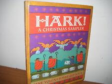Hark! A Christmas Sampler/ Yolen/Tomie de Paola/ hardback/ 1991