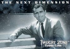 Twilight Zone The Next Dimension 2000 Rittenhouse Archives Promo Card P1 Tv