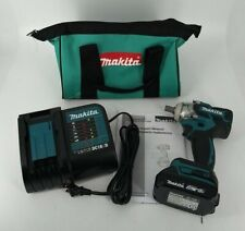 "Makita XWT11Z 18V LXT Brushless Cordless 2.0 Ah 3 Speed 1/2"" Impact  (SPG039198)"