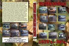 3003. Perth. Western Australia. Buses. Rail. 1970s-80s. Cine film by Alan Mortim