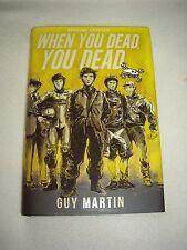 Guy Martin Firmado Libro Especial Edición de Coleccionistas, Isla de Man TT