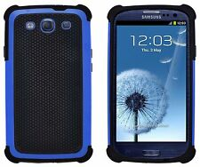 GizzmoHeaven Samsung Galaxy S3 Shock Proof Phone Case Heavy Duty Hard Stylish -