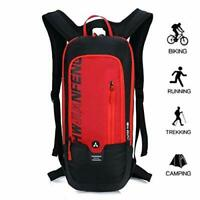 BLF Bike Backpack, Waterproof Breathable Hiking/Bicycle Rucksack, 10L