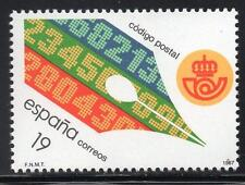 SPAIN MNH 1987 SG2923 Anniversary of Postal Code