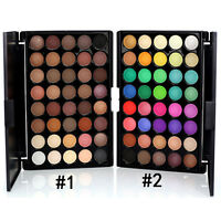 40 Colour Cosmetic Powder Eyeshadow Eye Shadow Palette Makeup Matt Shimmer Set