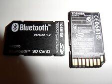 Toshiba Bluetooth SD Card3 PA3370U-1BTM Version 1.2