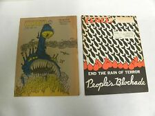 2-WIN Peace & Freedom Nonviolent Action Pacifist Magazine July Aug 1972 (A5)