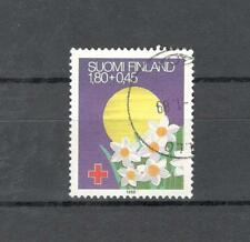 FINLANDIA 1009 - CROCE ROSSA 1988 - MAZZETTA  DI 10 -  VEDI FOTO