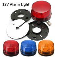 12V LED Sécurité Alarme Lampe Gyrophare Stroboscope Clignotement Flash Maison