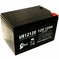 Apc rbc32 33 Battery UB12120 12V 12Ah Sealed Lead Acid SLA AGM