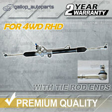 BRAND NEW POWER STEERING RACK BOX FOR HOLDEN RODEO RA 4WD 03/2003 - 09/2008
