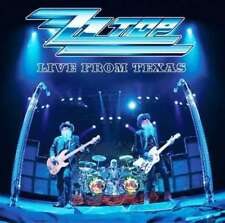 Zz Top - Live From Texas NEW CD