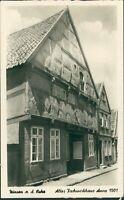 Ansichtskarte Winsen a.d. Luhe Altes Fachwerkhaus Anno 1501  (Nr.9605)