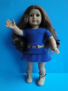 Retired American Girl of the Year - Saige Copeland Doll 2013
